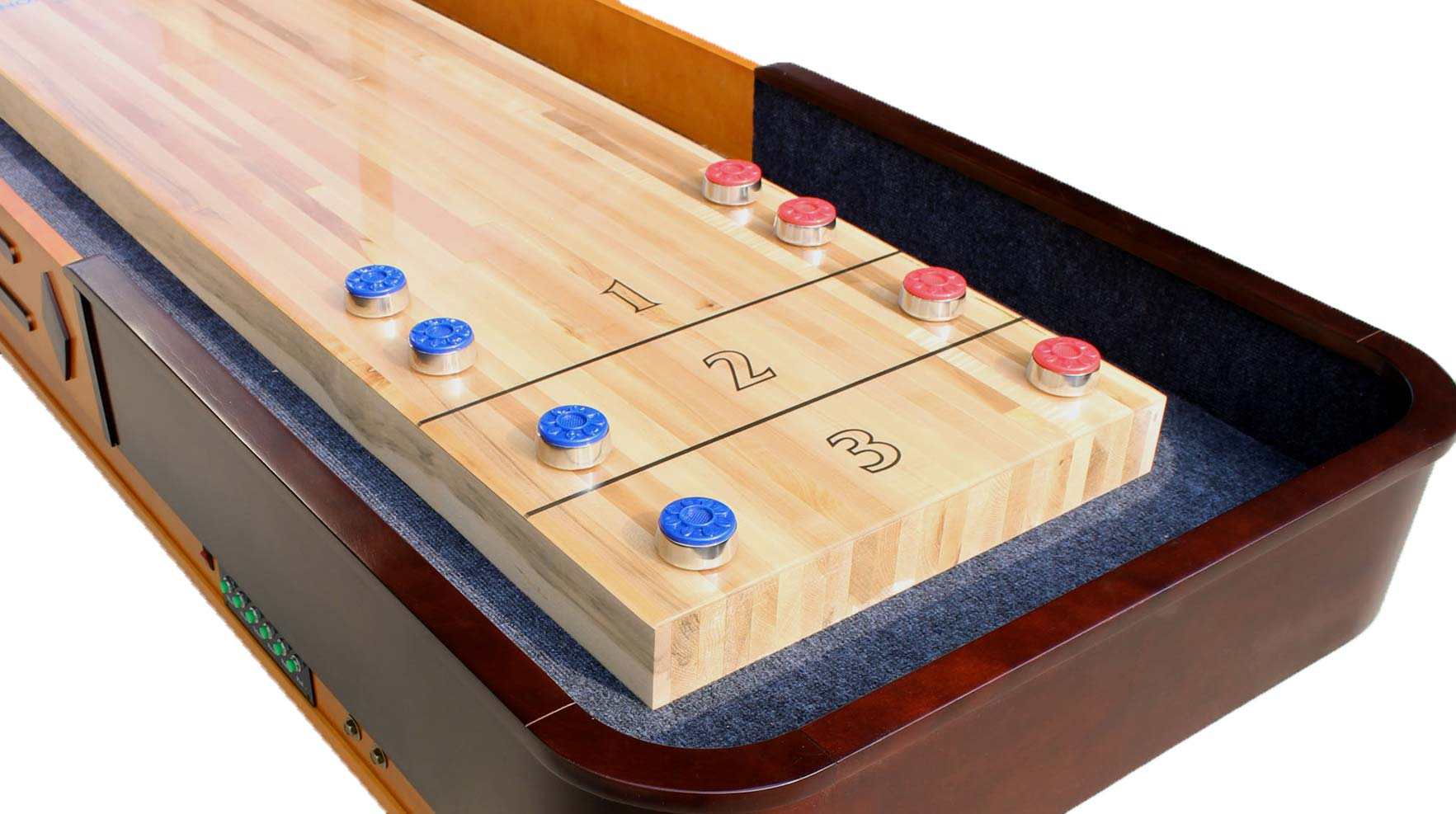 Nordic shuffleboard